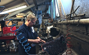 Gearbox Reconditioning